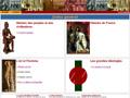 Encyclopédie, histoire des peuples et civilisations, histoire de France, l'art et les hommes, les g
