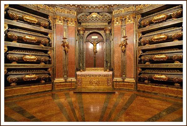 Giovanni Battista Crescenzi: le Panthéon des Rois à l'Escorial