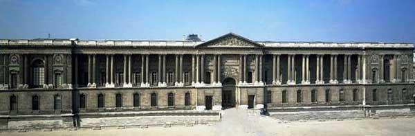 Claude Perrault: la colonnade du Louvre