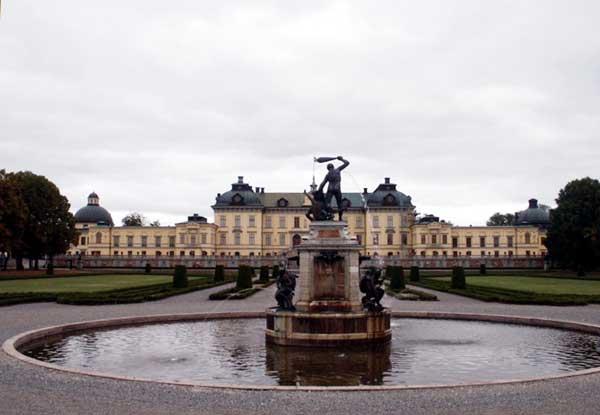 Stockholm: le château royal