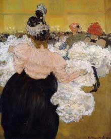 Henri Jacques Evenepoel (1872-1899): au Moulin Rouge. 1897