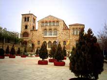 Thessalonique : saint Demetrios