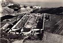 Carthage: les ruines de la basilique saint Cyprien