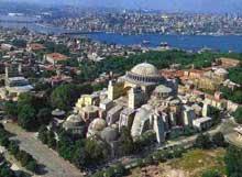 Constantinople: Sainte Sophie