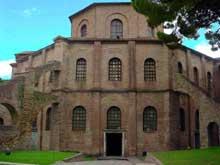 Ravenne: saint Vital