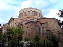 Constantinople: Sainte Irène