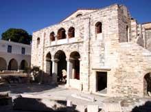 Paros: Panaghia Ekatontapiliani (Vierge aux Cent Portes)