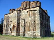 Arta en Epire: l'église Panagia Parigoritiss