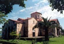 Trébizonde: la basilique sainte Sophie