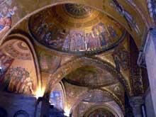 Venise, Saint Marc: mosaïques