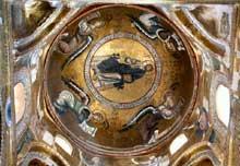 Palerme: chapelle Martorana: mosaïques