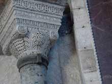 Sainte Sophie de Constantinople: chapiteau