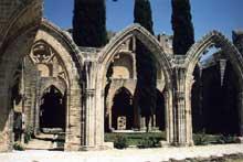 Chypre, abbaye de Bellapais