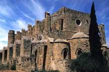 Famagouste, île de Chypre. Eglise saints Pierre et Paul