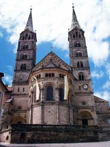 Bamberg, le Dom