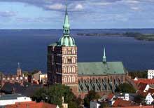 Stralsund: saint Nicolas. XIII-XIVè