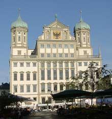 Elias Holl: l'hôtel de ville d'Augsbourg