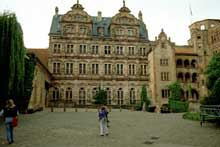 Le château de Heidelberg