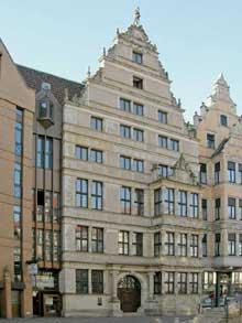 Hanovre: la maison Leibnitz