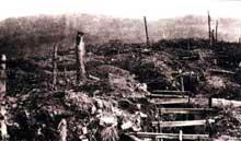 Désolation au Reichackerkopf, juillet 1915
