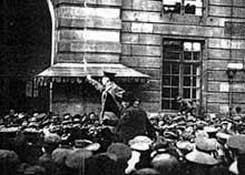 Le Soviet à Strasbourg, novembre 1918