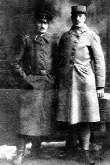 Le drame de l'Alsace lors de la première guerre mondiale: deux frères, l'un dans l'armée allemande, l'autre dans l'armée française