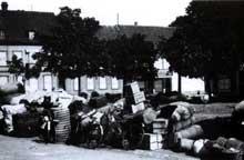 1939: aux premiers jours de la guerre, l'évacuation pour plus de 100000 Alsaciens… 30kg de bagages par personne!