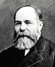 Jean Schlumberger (1829-1908), de la célèbre dynastie d'industriels de Guebwiller. Fils de Nicolas, industriel lui-même, il sera député puis plusieurs fois président du Landeausschuss entre 1870 et 1903. Il fut de plus un grand humaniste