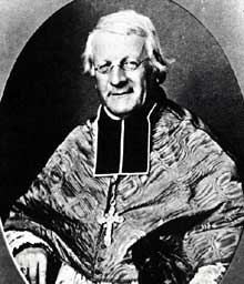 Monseigneur Raess. Un long et bénéfique épiscopat (1842-1887) qui s'acheva malheureusement dans la confusion