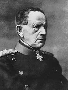 Helmuth Karl Bernhard, comte von Moltke (1800-1891): il ne fera aucun cadeau à la France