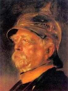 Otto von Bismarck: «Par le fer et par le sang…