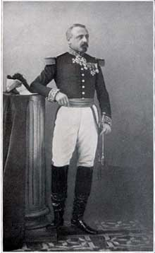 Le général Félix Douay (1816-1879), frère d'Abel Douai tué à Wissembourg, commandant de la 7è armée du Rhin, vaincu à Froeschwiller