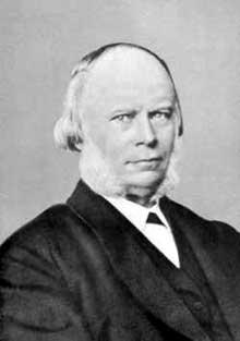 Eduard von Möller (1814-1880), premier «Oberpräsident» (Président supérieur) d'Alsace Lorraine