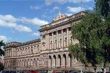 Strasbourg: le palais universitaire