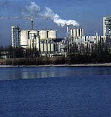 Un danger permanent pour le Rhin: la pollution