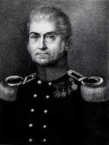 Johann Gottfried Tulla (1770-1828)