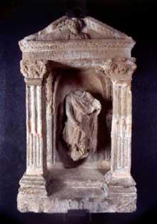 Ex-voto du Mithraeum de Strasbourg-Koenigshoffen