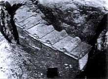 Argentorate�: tombe en coffre du Bas Empire. Fouilles de Robert Forrer, 1927