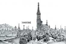 Strasbourg au XVè