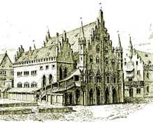 Strasbourg�: la Pfalz et la Monnaie