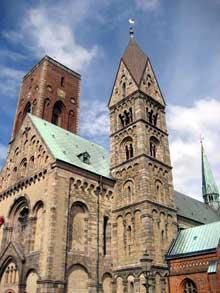 Ribe: la cathédrale