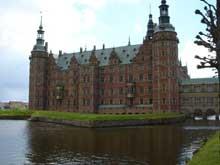 Danemark: le château de Frederiksborg. (1560-1630)