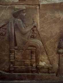Darius, le «Roi des Rois». (Histoire de l'Egypte ancienne)