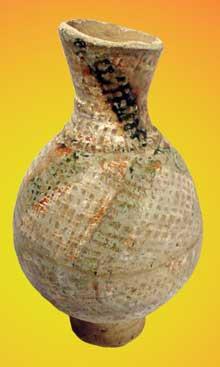 Céramique Hyksos. (Histoire de l'Egypte ancienne)