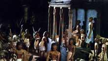 Le recensement du troupeau. Tombe de Meketrè à Deir el Bahari, XIè dynastie. Musée du Caire. (Site Egypte antique)