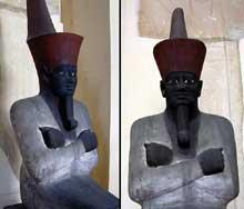 Nebhepet Rê Mentouhotep II Musée du Caire, salle 26 (Site Egypte antique)