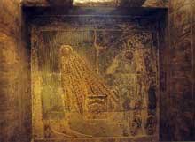 Dendérah: le temple d'Hator. Mout, la déesse de la nuit. (Site Egypte antique)