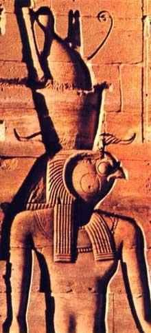 Philae: le second pylône de la première cour. (Site Egypte antique)