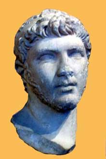 Ptolémée I Sôter, le général d'Alexandre qui reçut l'Egypte en héritage et se fit couronner pharaon. Statue d'époque hellénistique. (Histoire de l'Egypte ancienne)