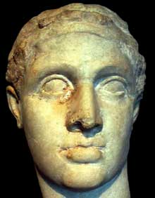 PtoléméeXII PhilopatôrII «Aulète» (80-51 av. J.-C.) (Histoire de l'Egypte ancienne)